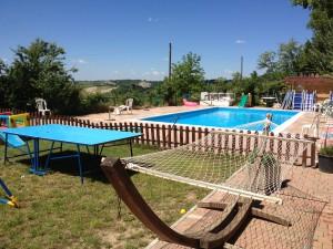 Ca' Isotta amaca-piscina